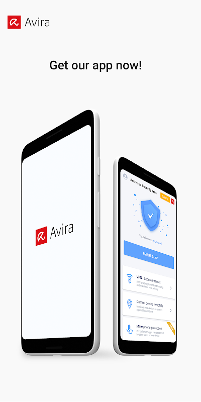 Avira Antivirus 2020 - Virus Cleaner & VPN The App Store android Code Lads