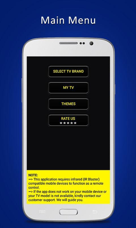 Universal TV Remote PRO The App Store