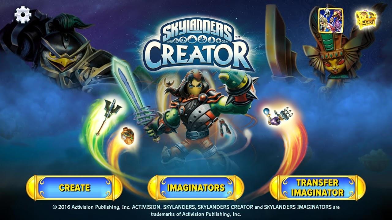 Skylanders™ Creator The App Store