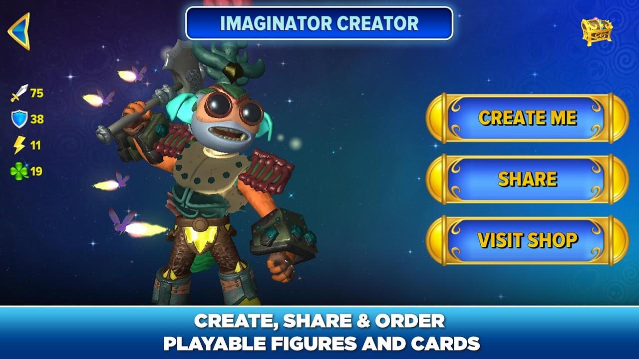 Skylanders™ Creator The App Store android Code Lads