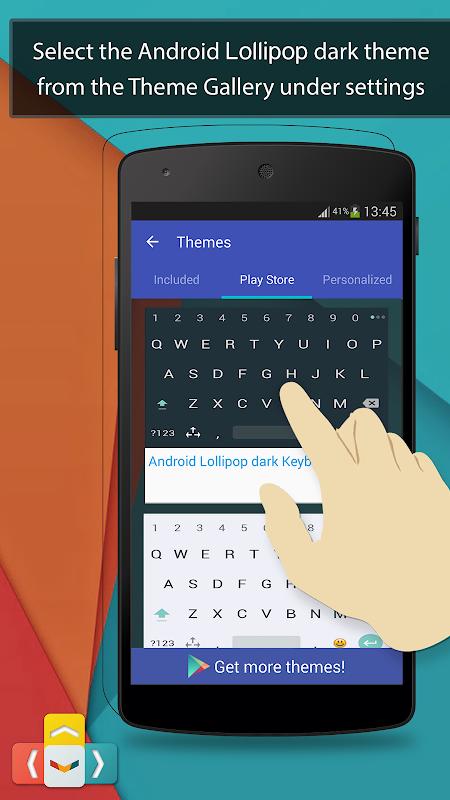 aitype Lollipop Keyboard theme The App Store