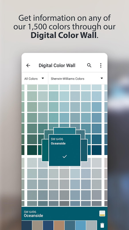 ColorSnap® Visualizer The App Store android Code Lads