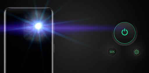 Bright Flashlight App free
