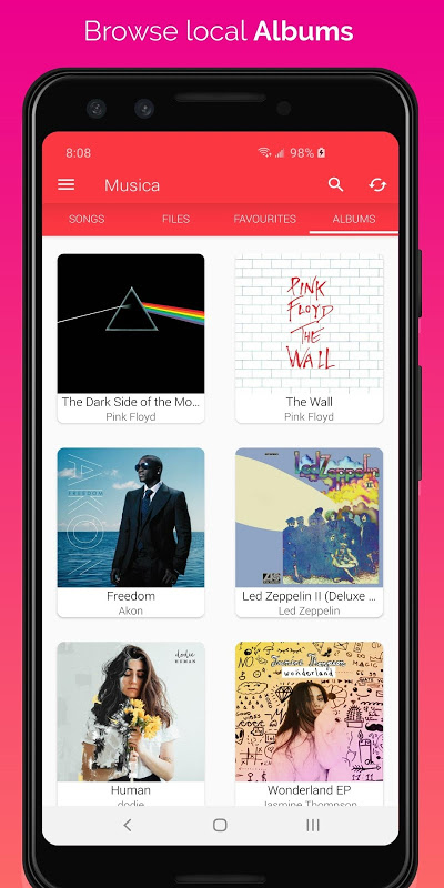 Musica - Folder Music Player The App Store