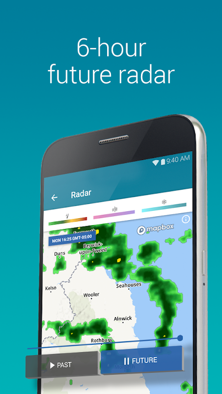 Weather: Forecast & Radar Maps The App Store android Code Lads