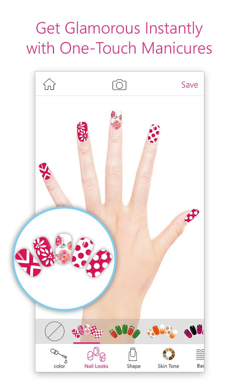 YouCam Nails - Manicure Salon for Custom Nail Art The App Store android Code Lads