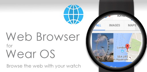 Web Browser for Wear OS (Android Wear)