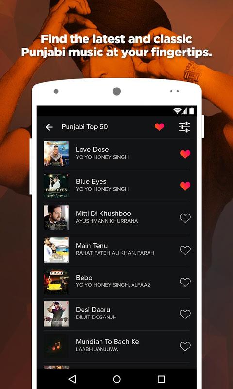 Punjabi Songs, पंजाबी गाने  New DJ MP3 Gaana Music The App Store android Code Lads