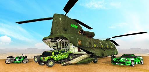 US Army Truck Transport