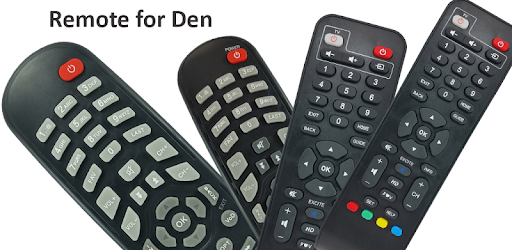 Remote Control For DEN