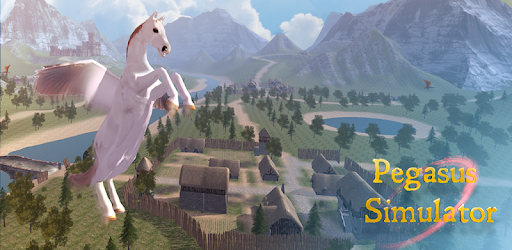 Pegasus Flying Horse Simulator