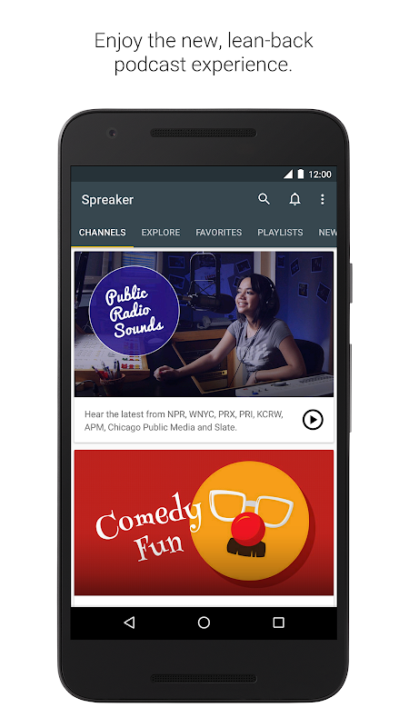 Spreaker Podcast Player - Free Podcasts App The App Store