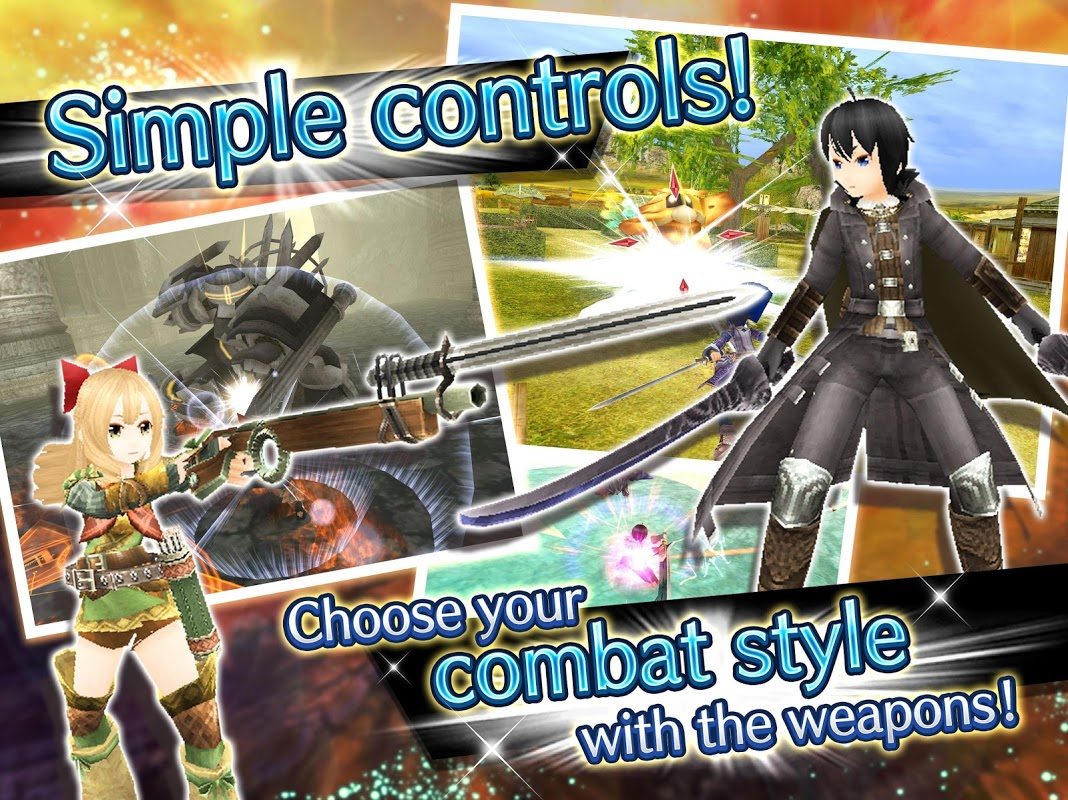 RPG Toram Online The App Store android Code Lads