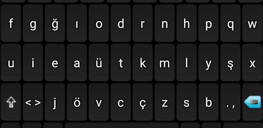 DroidTR IME (En/Ru/Tr/Gr Keyboard)