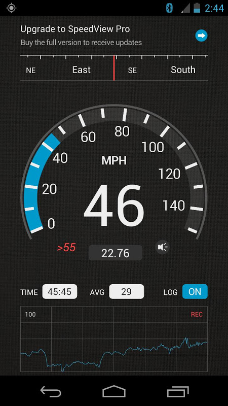 SpeedView: GPS Speedometer The App Store