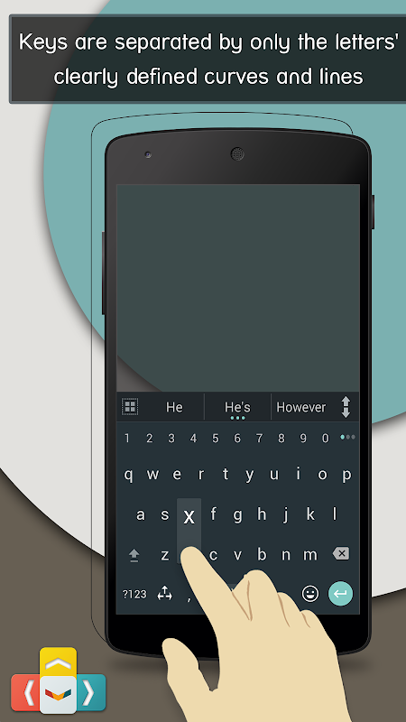 aitype Lollipop Keyboard theme The App Store android Code Lads