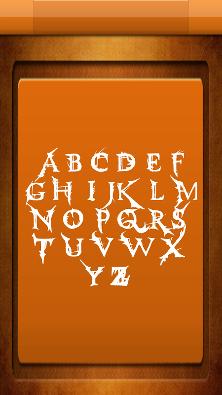Vampire Fonts for S3 The App Store android Code Lads