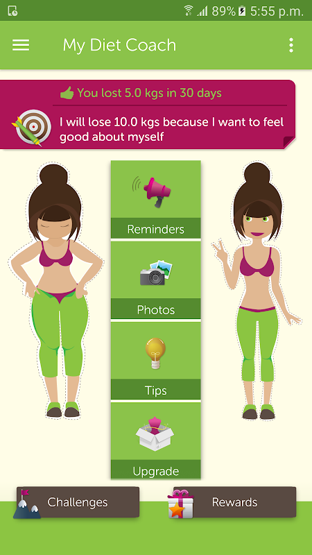 My Diet Coach - Weight Loss Motivation & Tracker The App Store
