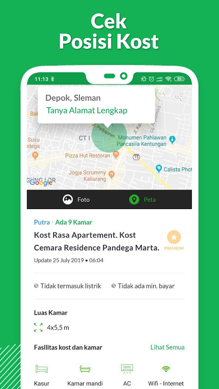 Mamikos - Cari kost Mudah, Langsung Hubungi Kost The App Store
