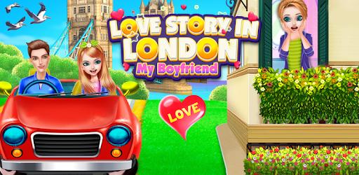 Love Story in London - Meet  my Boyfriend