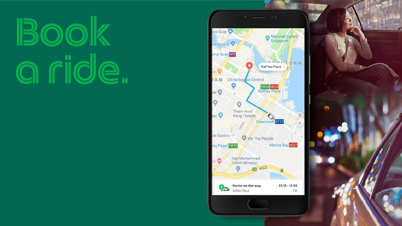 Grab - Transport, Food Delivery, Payments The App Store android Code Lads