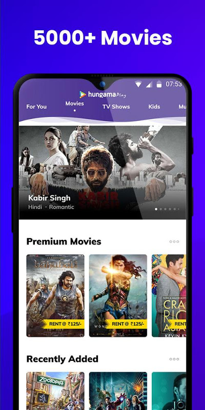 Hungama Play: Movies & Videos The App Store