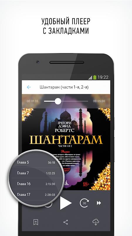 Аудиокниги онлайн и без интернета. Патефон The App Store android Code Lads