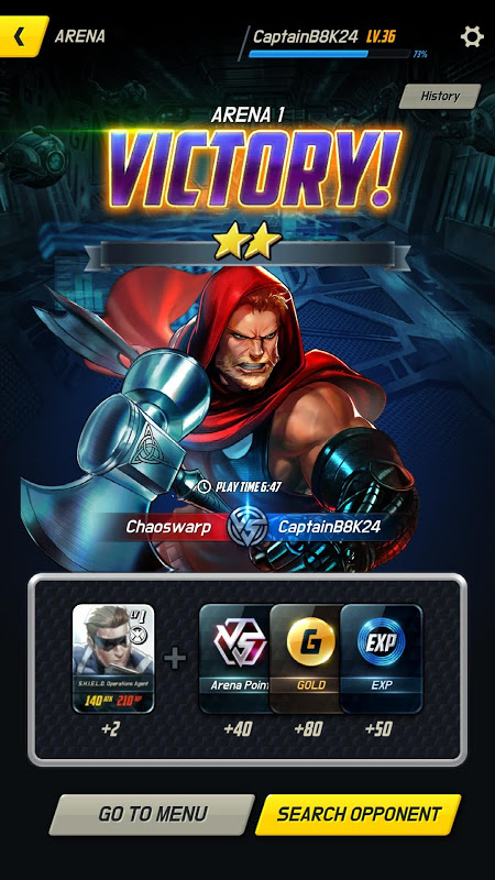 MARVEL Battle Lines The App Store android Code Lads