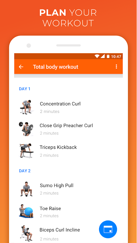 Virtuagym Fitness - Home & Gym The App Store android Code Lads
