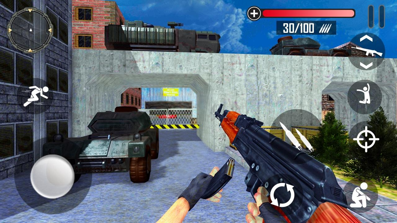 Counter Terrorist FPS Fight 2019 The App Store