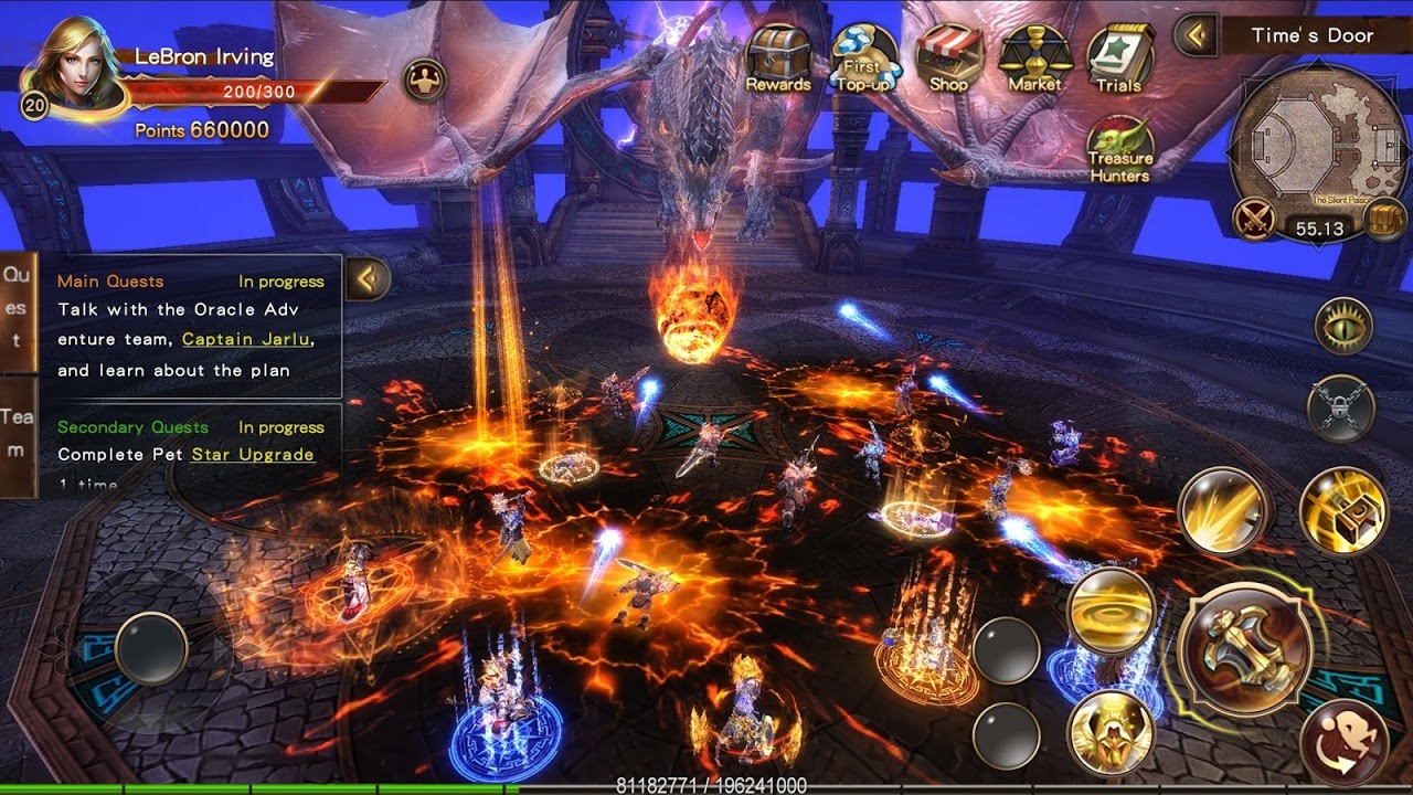 Dragon Revolt - Classic MMORPG The App Store