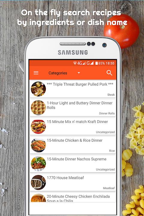 All Recipes Free - Food Recipes App The App Store