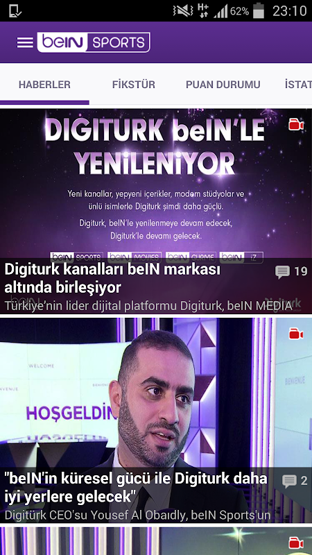 beIN SPORTS TR The App Store
