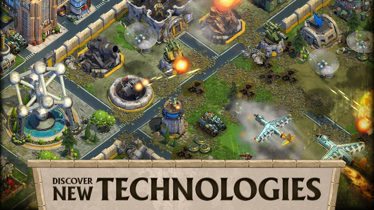 DomiNations Asia The App Store android Code Lads
