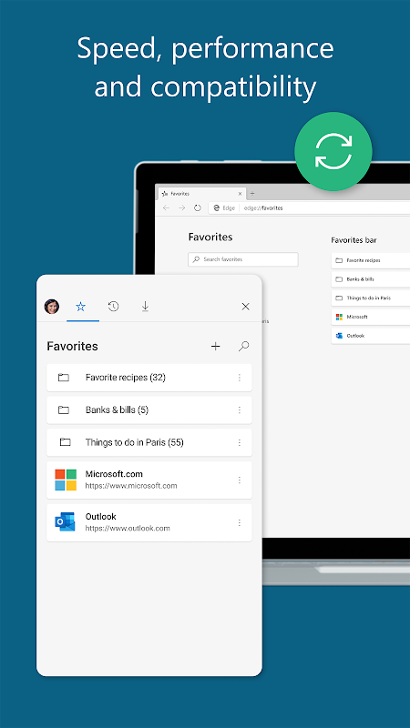 Microsoft Edge The App Store