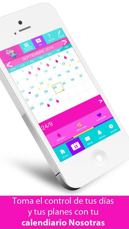 Mi Calendario by Nosotras The App Store