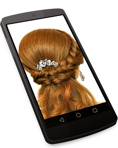 Hairstyle Changer App Girl Step by Step 2020 Image The App Store android Code Lads