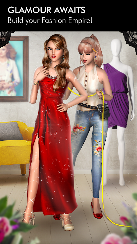 Fashion Empire - Boutique Sim The App Store android Code Lads