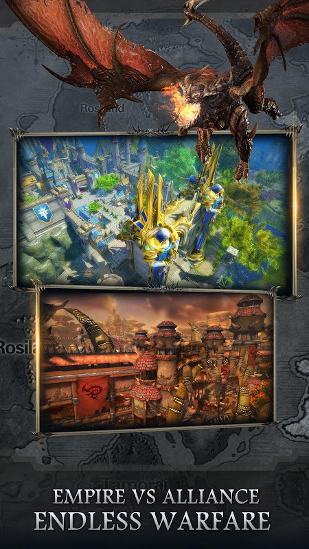 Dragon Revolt - Classic MMORPG The App Store android Code Lads