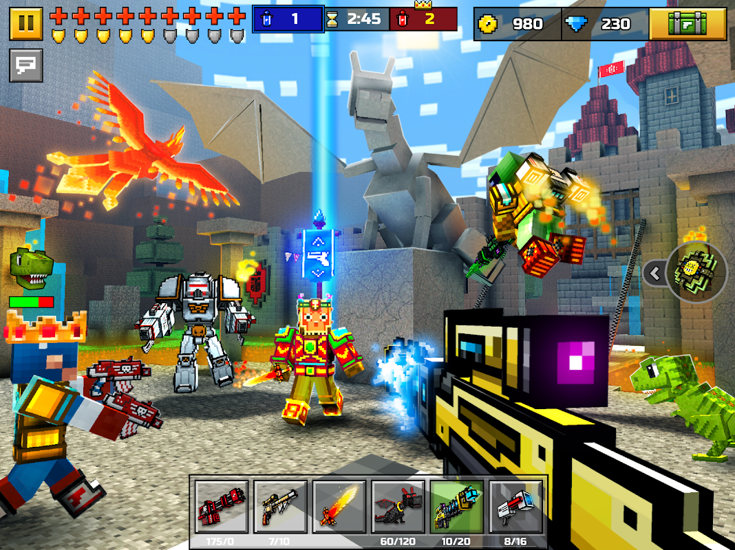 Pixel Gun 3D: FPS Shooter & Battle Royale The App Store