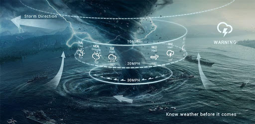 3D Daily Weather Forecast Free