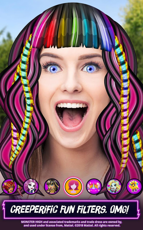 Monster High™ Beauty Shop: Fangtastic Fashion Game The App Store android Code Lads