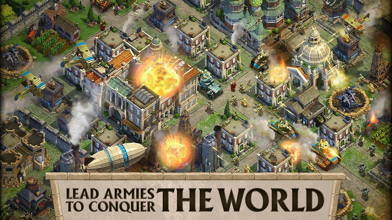 DomiNations Asia The App Store