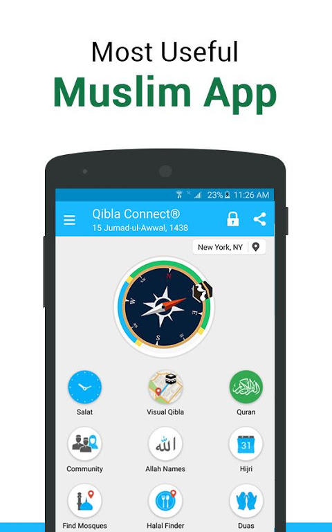 Qibla Connect® Find Direction The App Store