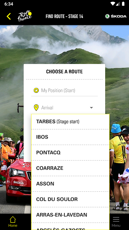 Tour de France 2020 The App Store android Code Lads
