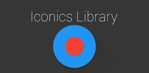 Iconics Library