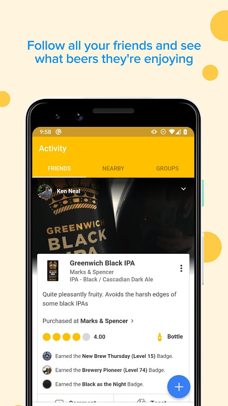 Untappd - Discover Beer The App Store