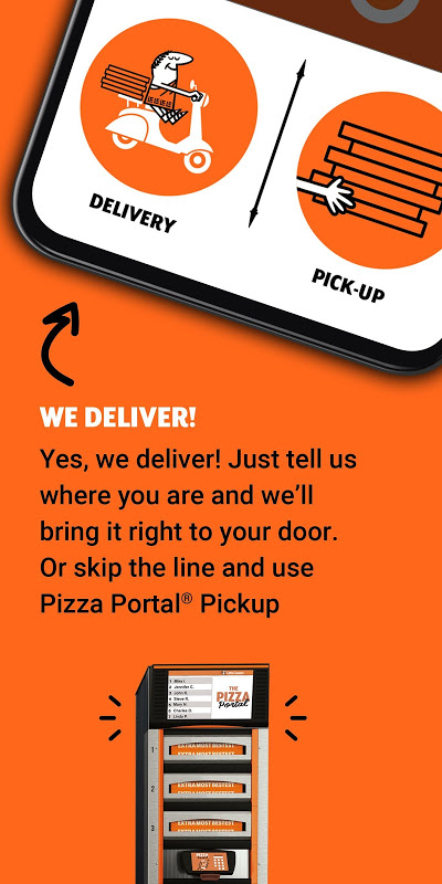 Little Caesars The App Store android Code Lads