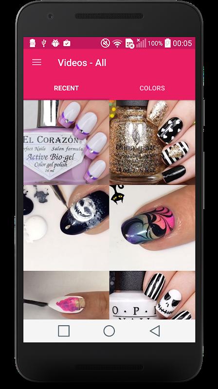 Nail Art Designs 2018 💅 The App Store