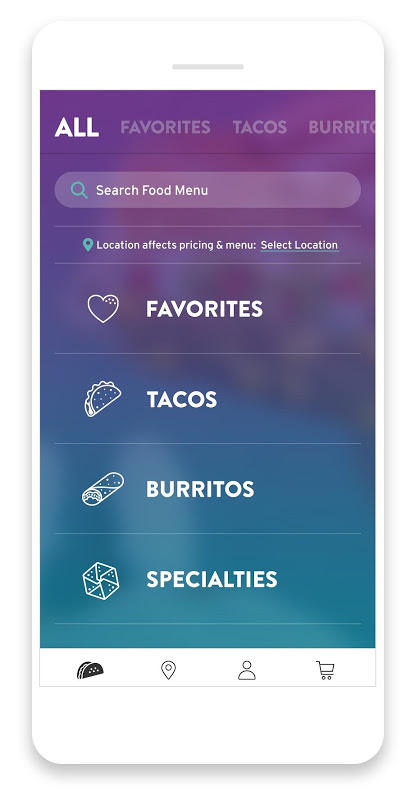 Taco Bell The App Store android Code Lads